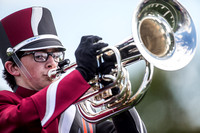 2014-10-04 LV Showcase 1 - Rock Ridge Marching Band