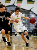 2018-01-11 Boys JV Basketball LVHS vs Dominion