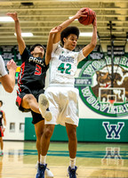2018-01-30 Woodgrove vs Heritage - Boys Varsity Basketball